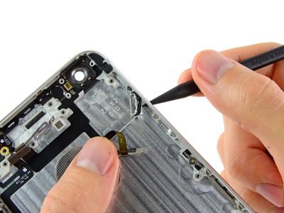 замена кнопки power в iphone