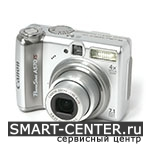 Ремонт Canon POWERSHOT A570 IS