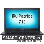 Ремонт iRu Patriot 713